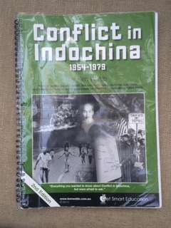 Conflict in Indochina 1954-1979 Ken Webb - Year 12 Modern History