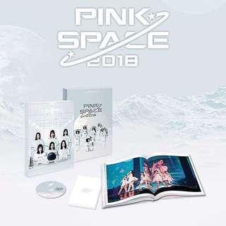PINK SPACE 2018 CONCERT BOOK