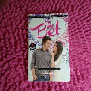 The Bet — Wattpad Books — LizQuen