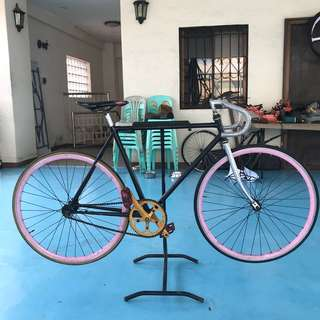 Fixie / Fixed Geae Bicycle