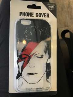 David Bowie Iphone 6/6s Case (Typo Original)