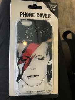 David Bowie Iphone 6/6s Case (Typo Original)