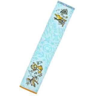 日本 Disney Store 直送 Chip n Dale 鋼牙大鼻潛水系列長毛巾