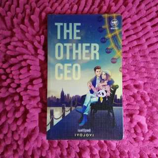 The Other CEO — Wattpad Book — IVOJOVI