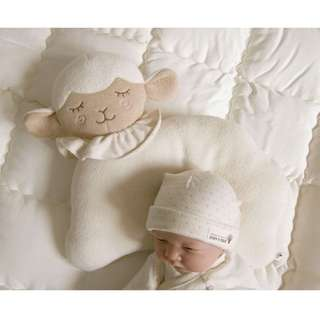 Lamb Infant Head Pillow | KB070