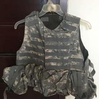 Vest level 3 Airsofgun