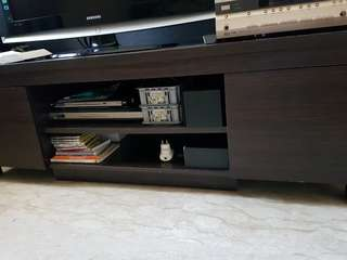 Wooden 160 x 53cm console