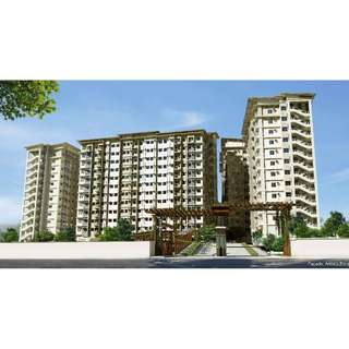 RFO/Pre-Selling Condo Unit's For Sale At Vine City Novaliches Q.C. Manila