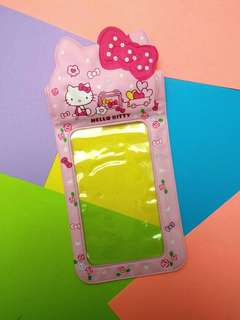 Preloved Hello Kitty Waterproof Phone Case