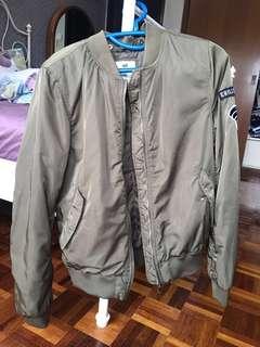 H&M Bomber Jacket #fashion75