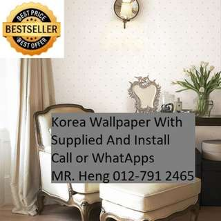 Gelugor Wallpaper Service Call Mr. Heng 012-7912465