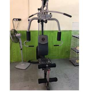 PECK DECK Machine ( Multiple Workout Machine)