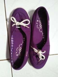 Sepatu Slip On Ando