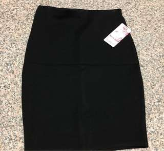 BNWT Black Pencil Skirt