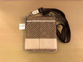 Coach 斜孭袋 cross body bag