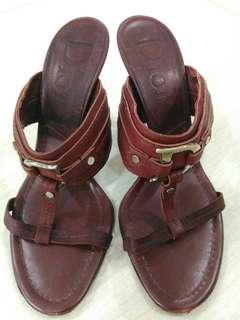 Dior fashion footwear 👠
