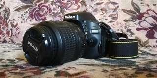 (Original) Camera Nikon D5100