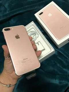 I phone 7 plus 256 gb