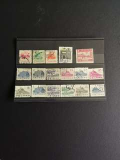 B22   Stamps
