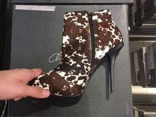 High Heels Boots - Charles and Keith Collection