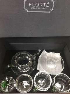 Paris Florte Teaware