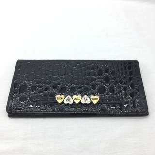 ** Moschino Long Wallet