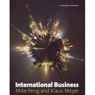 🚚 International Business UOL Textbook