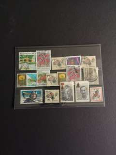 B23  Stamps