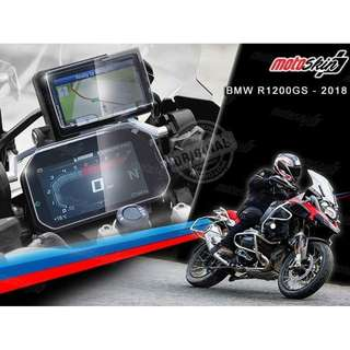 MotoSkin Speedometer Protection for BMW R1200GS LC 2018