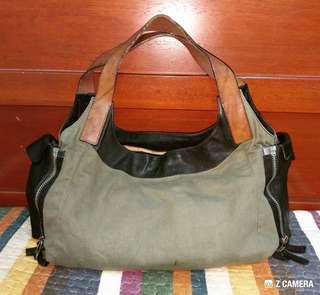 Tote/ Shoulder Bag Authentic Celine Paris