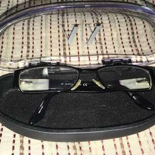 Armani Exchange prescription glasses