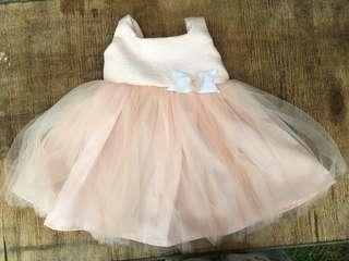 baby dress / light pink