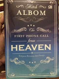 Mitch Albom - Telepon Pertama dari Surga