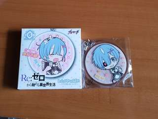 Wts / sell Re zero keychain