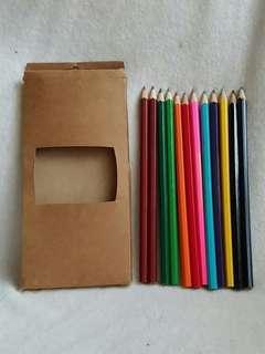全新12枝顏色筆