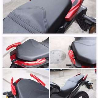CB190 pillion handle
