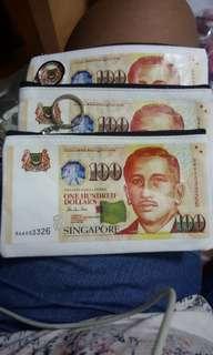 🚚 $100 Note wallet ♡