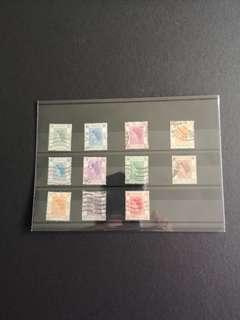 B27  香港邮票