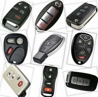 Car Remote Duplication