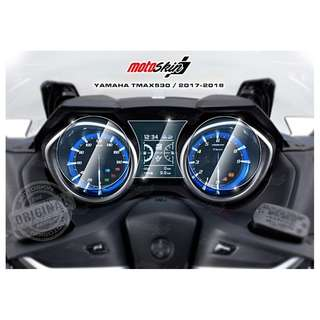 MotoSkin Speedometer Protection for Yamaha TMax530 2017-