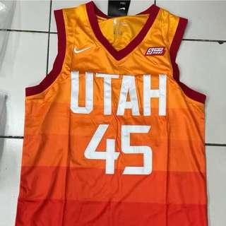 Donovan Mitchell Utah Jazz NBA Jersey