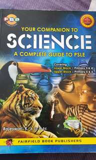 Science PSLE