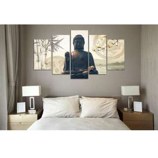 Canvas Art - Buddha