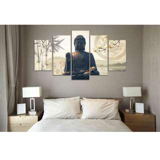 Canvas Art - Buddha