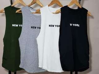 New York Muscle Tees
