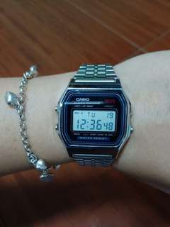 Authentic Casio Vintage Watch