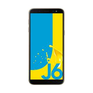 Kredit Samsung Galaxy J6 2018 Gold