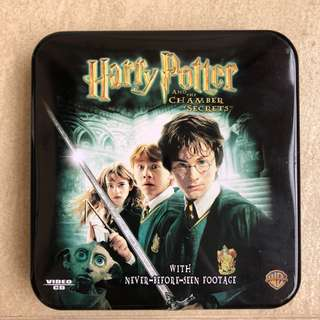 Harry Potter and The Chamber of Secrets Collector DVD