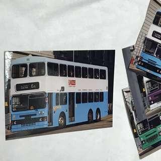 收藏巴士相-九巴