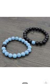 Fashionable Stylish Bracelet Blue Black